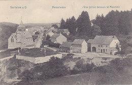 Verlaine - Panorama - Vue Prise Dessus Le Moulin - Verlaine