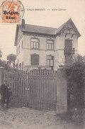 Vaux-Borset - Villa Giroul (animée, Censure, 1917, Edit. Th. Sibille-Bada) - Villers-le-Bouillet