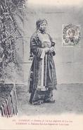 26237 CHINE  Yunnan Femme Lo-lo Region  Lou Lan - 32 Dieulefils -donna Lo-lo Regione Lu-Lu (espagnol) - Chine