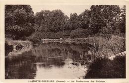 - LAMOTTE-BREBIERE - Au Rendez-vous Des Pêcheurs - France