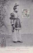 26238 CHINE  Yunnan Femme Pou-la Costume Fete -34 Dieulefils -donna Pu-la Abito Festa (espagnol) - Chine