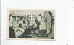 DJIBOUTI 24 VENDEURS DE LEGUMES (BELLE ANIMATION) - Dschibuti