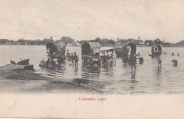 26242 Sri Lanka Ceylaon Ceylan -Colomba Lake - Sri Lanka (Ceylon)