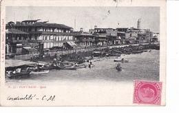 26246 Egypte -Port Said -quai - 53 Isaac Behar - - Port-Saïd