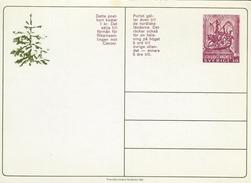 Postal Statioery. Sweden  B-3009 - Postal Stationery