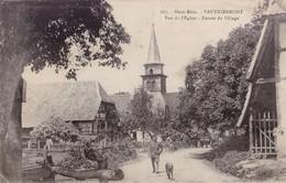 VAUTHIERMONT. - Vue De L'Eglise - Entrée Du Village - Andere Gemeenten
