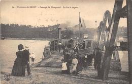 29-PLOUGASTEL-PASSAGE DE PLOUGASTEL, LE BAC A VAPEUR - Plougastel-Daoulas
