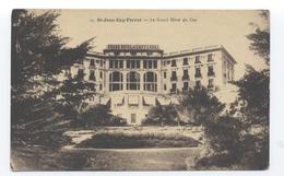 06: SAINT-JEAN-CAP FERRAT--GRAND HOTEL   -RECTO VERSO **C90 - Saint-Jean-Cap-Ferrat