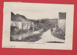 Bucey Les Gy  --  Le Pont De Roche - Autres Communes