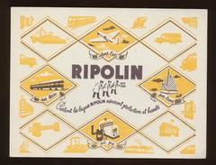 Buvard - RIPOLIN - Buvards, Protège-cahiers Illustrés