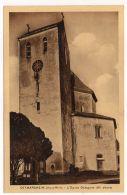OTTMARSHEIM--L'église Octogone  éd Moderne A.Gintzburger - Ottmarsheim