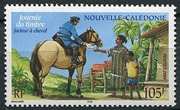 Nlle Calédonie.  **  917 - Journée Du Timbre. Facteur à Cheval - Neukaledonien