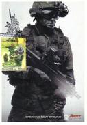 20N : Carte Maximum Card, Military, Army, Soldier  Maxicard,MC - Militaria