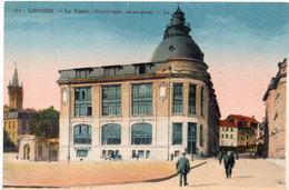 LIMOGES - La Poste  (96593) - Limoges