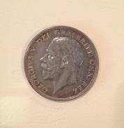 ROYAUME-UNI - 1/2 Crown Georges V - 1935 - 1902-1971 : Monnaies Post-Victoriennes
