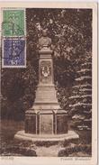 Lb 16 : Pologne : WILNO  Pomnik  Moniuszki - Polonia
