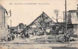Aulnoye Les Valenciennes   59       Rue De Felaine              (Voir Scan) - Aulnoye
