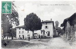 """Vue De SAINT MARTIN LE VIEUX - Cachet """"OR""""    (96604) - France"""