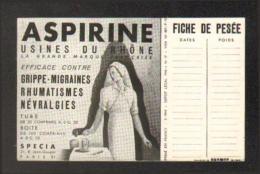 Fantaisie - Publicitaire Aspirinr Du Rhône - 1805 - La Berline De Napoléon Ier - Zonder Classificatie