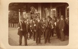 FK Truchtlingen, Bahnhof, Bürgerwehr Zur Mobilmachung 1914 - Autres