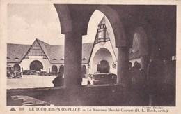 LE TOUQUET PARIS PLAGE LE NOUVEAU MARCHE COUVERT (dil76) - Le Touquet