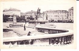 CORSE     AJACCIO    PLACE DES DIAMANTS STATUE DE NAPOLEON 1er - Ajaccio