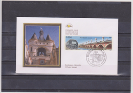 FRANCE    2004  Enveloppe  Y.T. N° 3661  Oblitéré - Gebraucht
