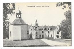 RENNES  (cpa 35)   Château De La Prévalaye -    - L 1 - Rennes