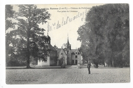 RENNES  (cpa 35)   Château De  Prévalaye - Vue Prise De L'avenue -    - L 1 - Rennes