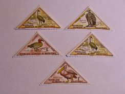 MAURITANIE 1963    LOT# 2  BIRDS - Mauritanie (1960-...)
