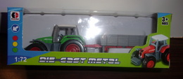 Tracteur + Remorque Donbful - Scale 1:72