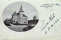 Ref T748- Hongrie -hungary - Birkis - Krasso Szoreny -1900 - Carte Bon Etat - Postcard In Good Condition - - Hungría