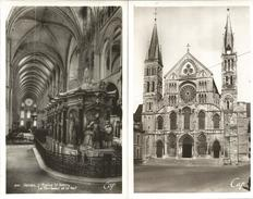 Reims - Eglise Saint Remy--51- Marne - Reims