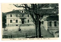 PRAZZO SUPERIORE Val Macra Municipio E Scuole - Cuneo