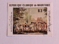 MAURITANIE 1981    LOT# 6  U.S.REVOLUTION - Mauritanie (1960-...)