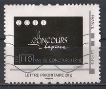 France : Timbre Personnalisé : Concours Lépine 2011