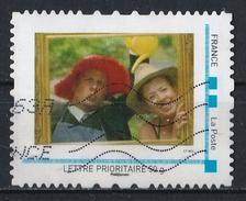 France : Timbre Personnalisé : Couple De Jardinier