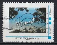 France : Timbre Personnalisé : Île De Noirmoutier
