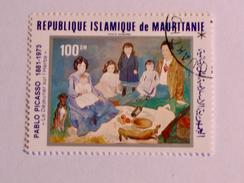 MAURITANIE 1981    LOT# 8  PICASSO PAINTINGS - Mauritanie (1960-...)
