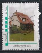 France : Timbre Personnalisé : Maison