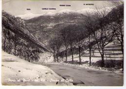 PONTE DI NAVA  M. 816 - SCORCIO PANORAMICO E STRADA AL COLLE (CN) - Cuneo