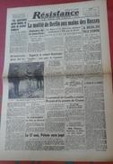 Seconde Guerre Mondiale Journal Résistance 24 Avril 1945 Bataille De Berlin - Otros