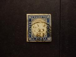 ITALIE 12  GEST. ( YVERT ) COTE: 8 EURO ( G ) - 1861-78 Victor Emmanuel II