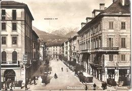 DOMODOSSOLA - CORSO AVV. PAOLO FERRARIS - EDIZ. G. 1955 ( 412 ) - Verbania