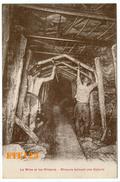 La Mine Et Les Mineurs - Mineurs Boisant Une Galerie - 62 Pas De Calais