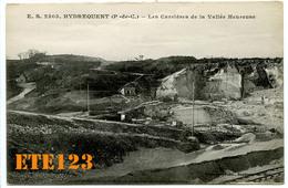 HYDREQUENT - Les Carriéres De La Vallée Heureuse -  Mine - Mineurs - 62 Pas De Calais