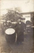 Carte Photo - Futailles Francois Pagnod - Quai D'Austerlitz 1907 - Arrondissement: 13