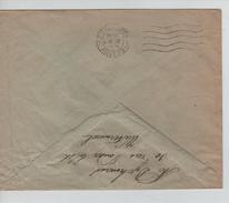 Lettre De Fortune En Port Payé Griffe écrite De Watermael V.Anvers C.d'arrivée 3/12/1918 PR 4560 - Postmark Collection