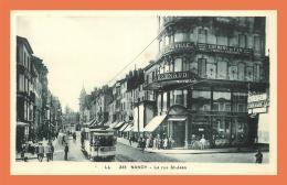 A642 / 313 54 - NANCY Rue St Jean - Nancy