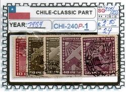 CHILE:CLASSIC# SERIE(S) (CHI 240P-1 (24) - Chile